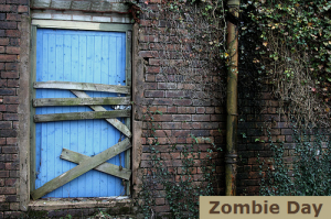 Door -Zombieday