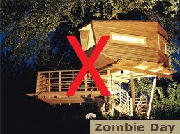 Casa sull'albero - Zombieday